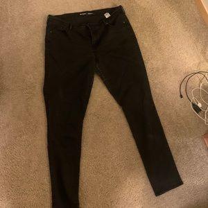 Black Skinny Jean- Tall